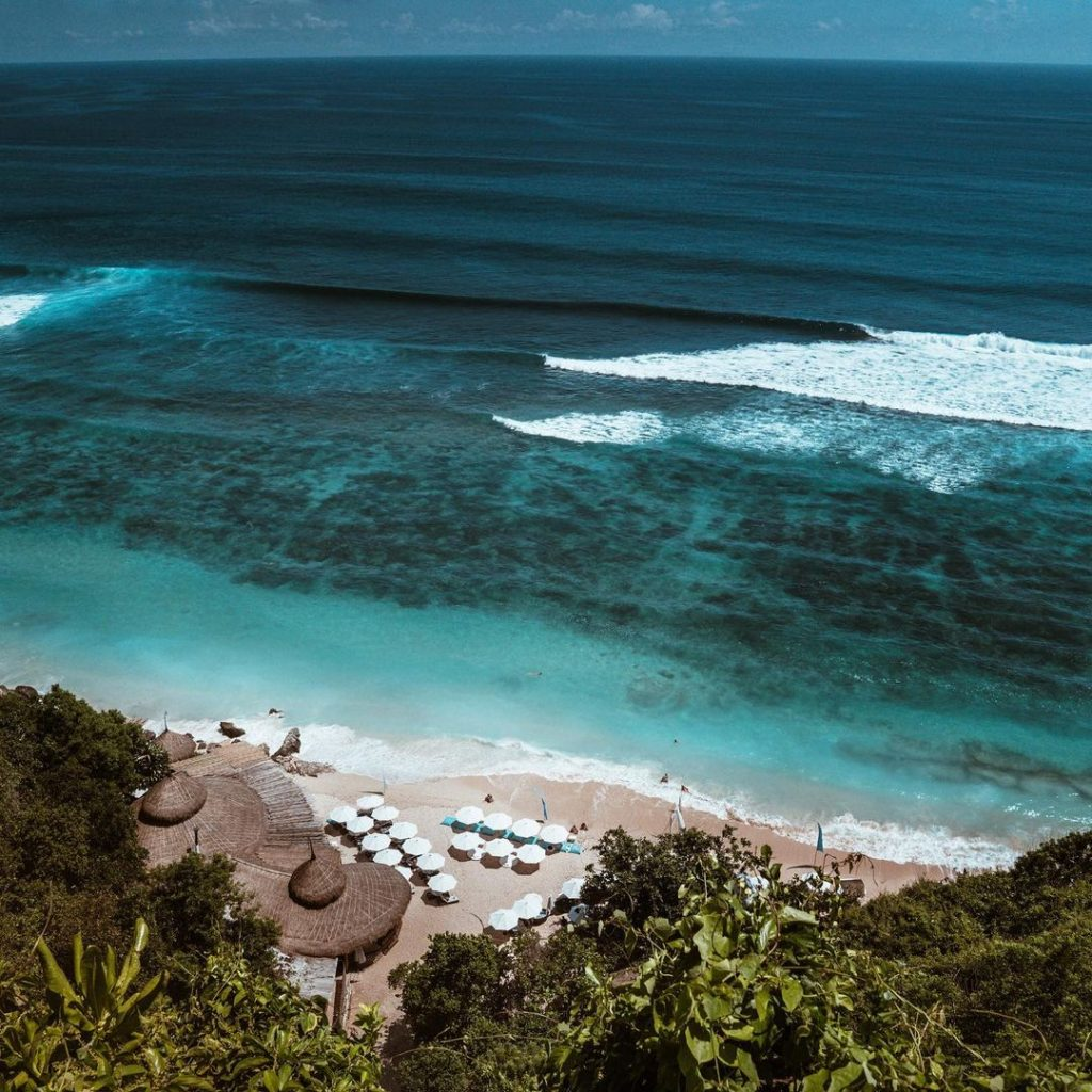 things to do in bali you can visit karma kandara beach, is one of the best places to visit in Bali