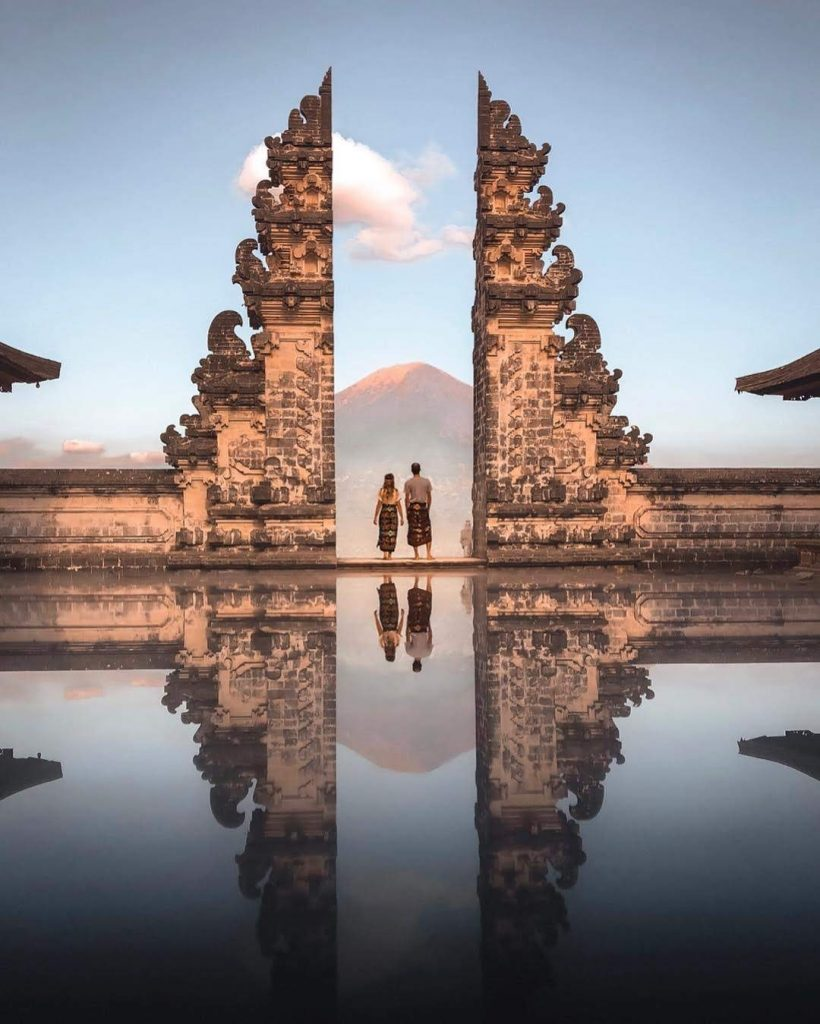 lempuyangan temple is one of the best places to visit in Bali