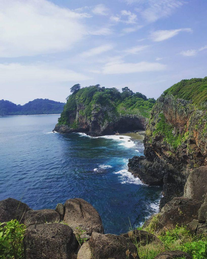 Sangiang Island of Banten