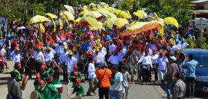 pattudu party west sulawesi