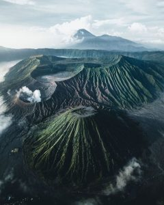 mount bromo is tourist attraction in west java