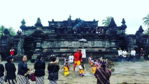penataran temple is tourist attraction in west java