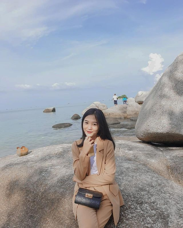 One of the tourist attractions in Riau Islands that you must visit is Trikora Beach which is also in Bintan Island, Riau Islands.